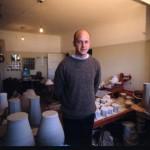 Christo in St James Studio